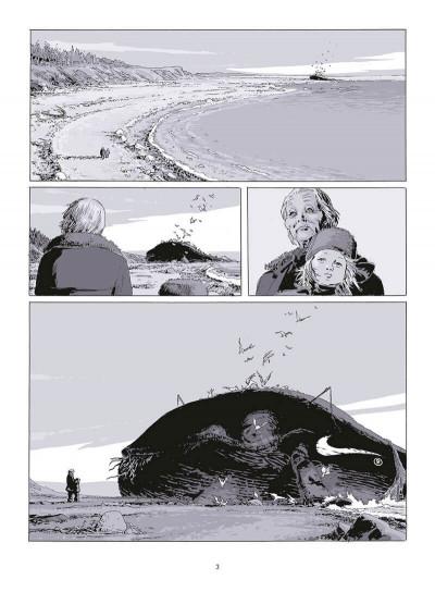 Page 4 Le temps des sauvages