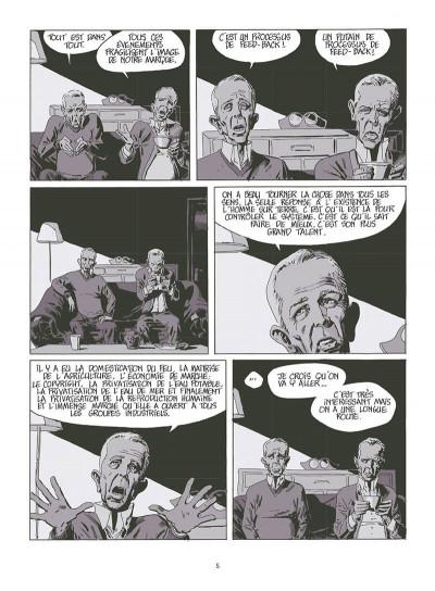 Page 6 Le temps des sauvages