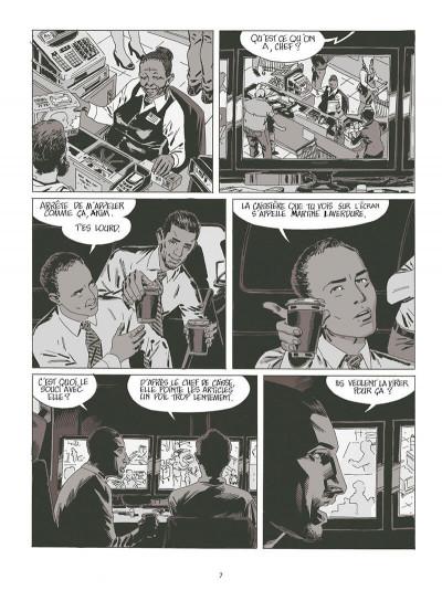 Page 8 Le temps des sauvages