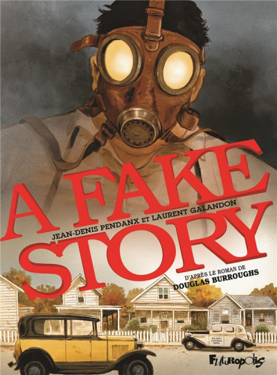 Couverture A fake story