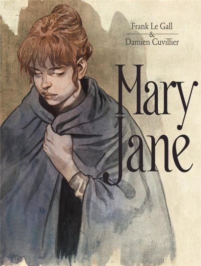 Couverture Mary Jane - édition luxe