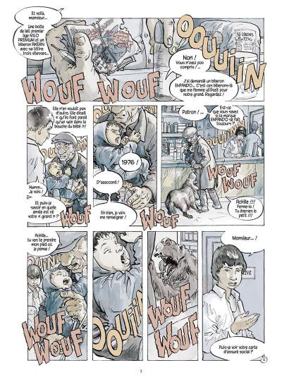 Page 4 La mémoire dans les poches - intégrale