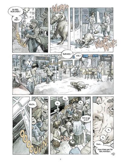 Page 6 La mémoire dans les poches - intégrale