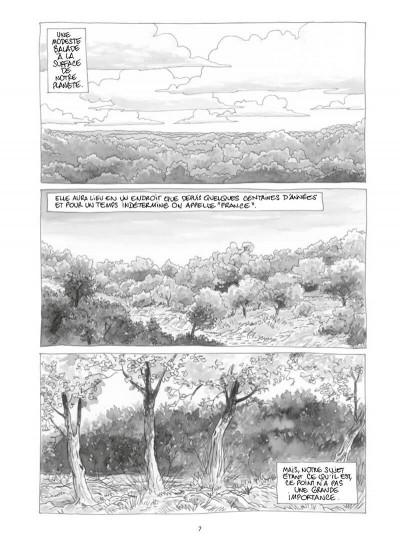Page 8 Le droit du sol - journal d'un vertige