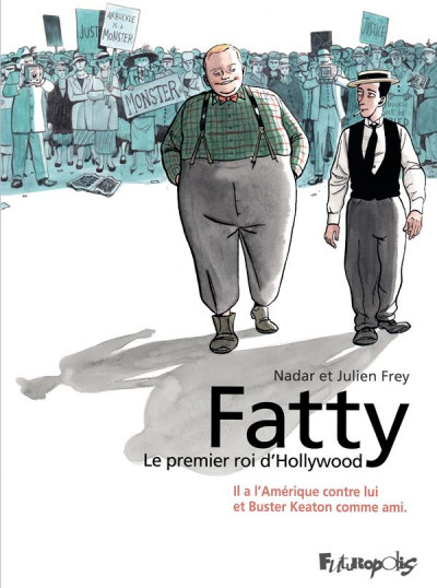 Couverture Fatty - Le premier roi d'Hollywood