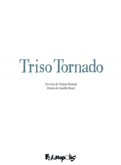 Page 2 Triso tornado - Histoire d'une famille avec trisomie 21
