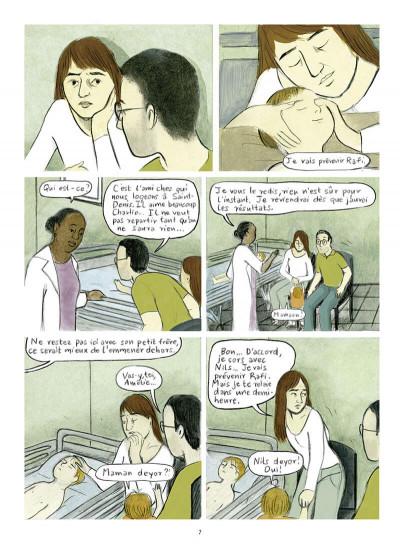 Page 8 Triso tornado - Histoire d'une famille avec trisomie 21