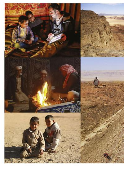 Page 3 Sinaï - La terre qu'illumine la lune