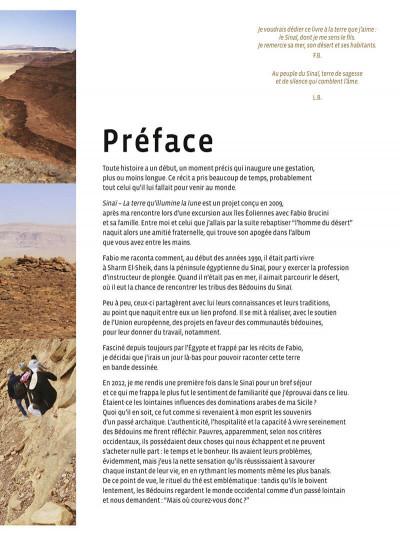 Page 4 Sinaï - La terre qu'illumine la lune
