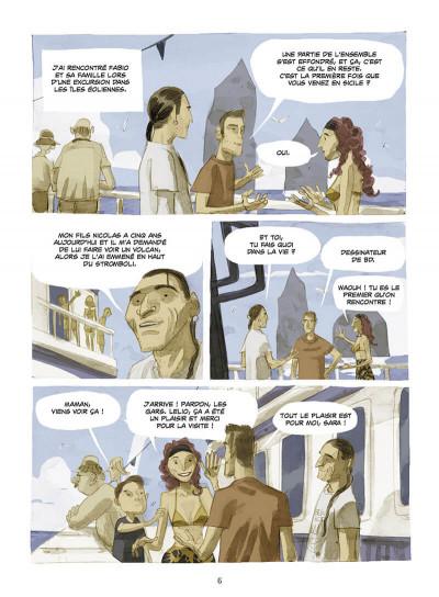 Page 7 Sinaï - La terre qu'illumine la lune