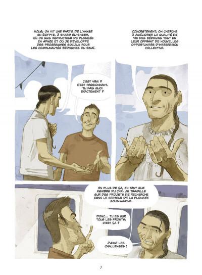 Page 8 Sinaï - La terre qu'illumine la lune
