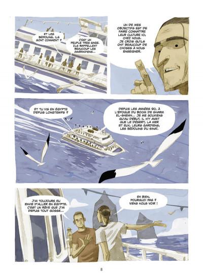 Page 9 Sinaï - La terre qu'illumine la lune