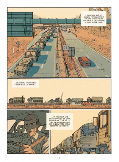 Page 2 La chute tome 1
