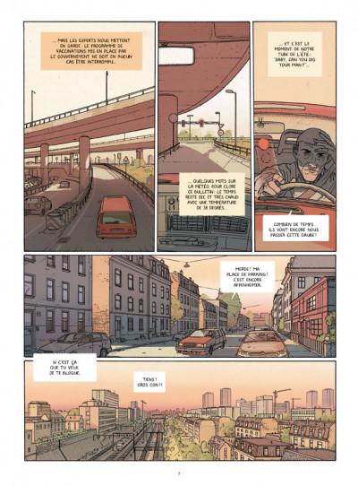 Page 3 La chute tome 1
