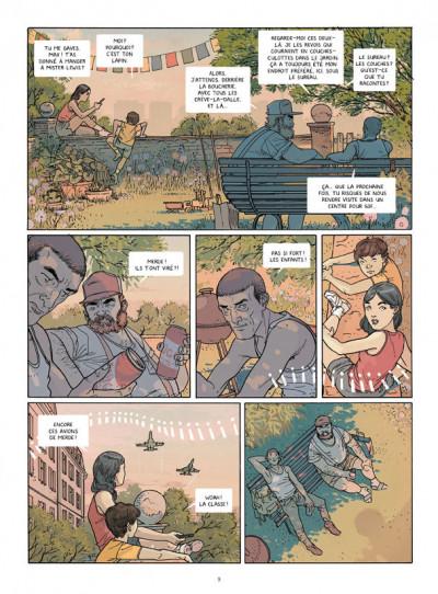 Page 5 La chute tome 1