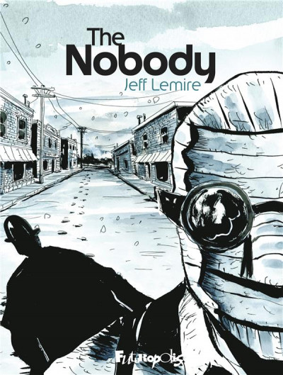 Couverture the nobody