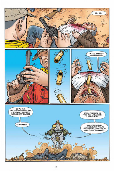 Page 8 Shaolin cowboy tome 1