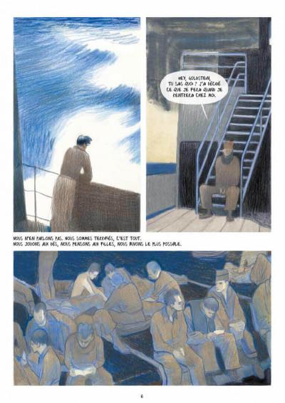 Page 3 Rhapsodie en bleu