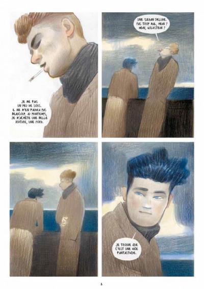 Page 5 Rhapsodie en bleu