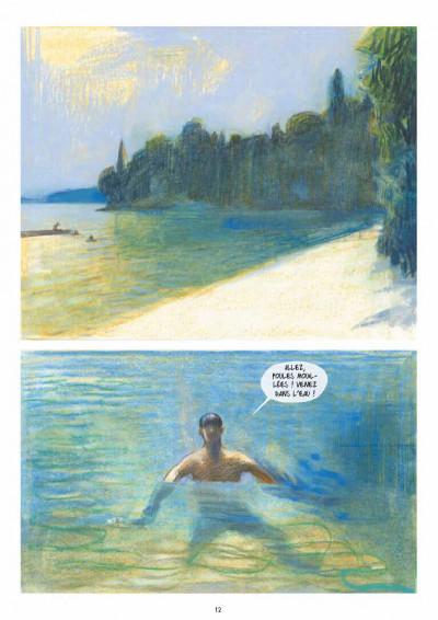 Page 9 Rhapsodie en bleu