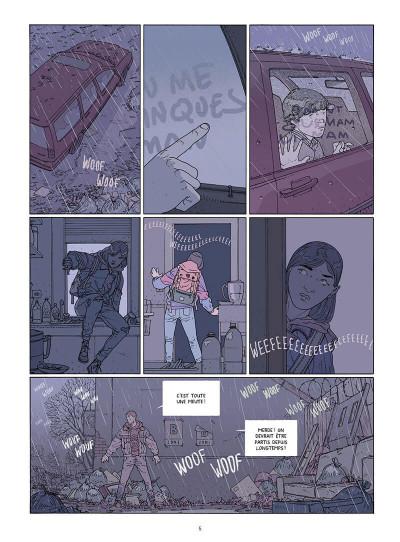 Page 6 La chute tome 2