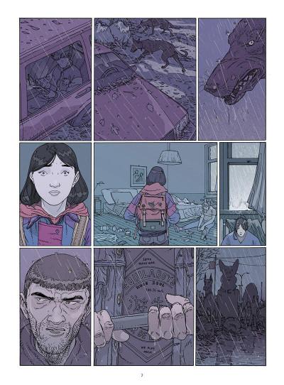 Page 8 La chute tome 2