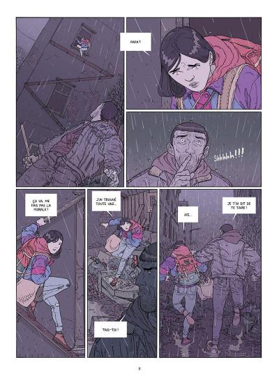 Page 9 La chute tome 2