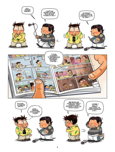 Page 2 le joueur du grenier tome 2 - pas de vacances pour les jeux vidéos