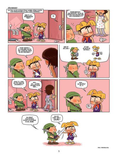 Page 3 le joueur du grenier tome 2 - pas de vacances pour les jeux vidéos