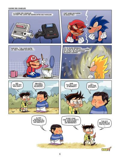 Page 4 le joueur du grenier tome 2 - pas de vacances pour les jeux vidéos