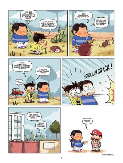 Page 5 le joueur du grenier tome 2 - pas de vacances pour les jeux vidéos