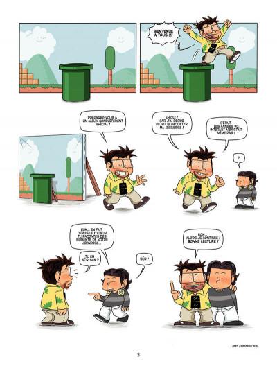 Page 1 Le joueur du grenier tome 3