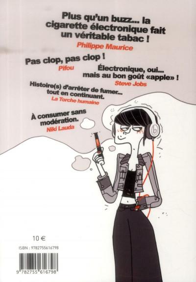 Dos Ma cigarette électronique
