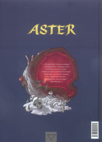 Dos aster tome 3 - jajnah