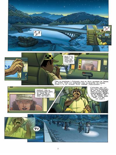 Page 4 golden cup tome 3 - des loups dans la spéciale