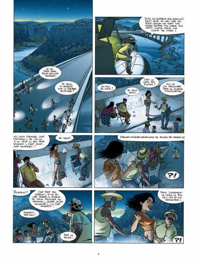 Page 5 golden cup tome 3 - des loups dans la spéciale