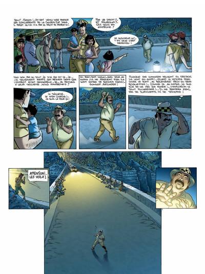 Page 6 golden cup tome 3 - des loups dans la spéciale