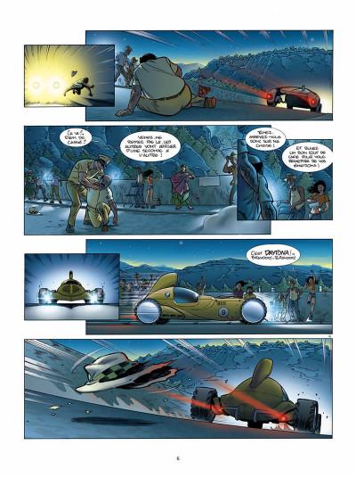 Page 7 golden cup tome 3 - des loups dans la spéciale