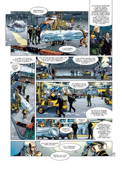 Page 3 arctica tome 1 - dix mille ans sous les glaces