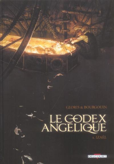 image de le codex angélique tome 1 - izaël