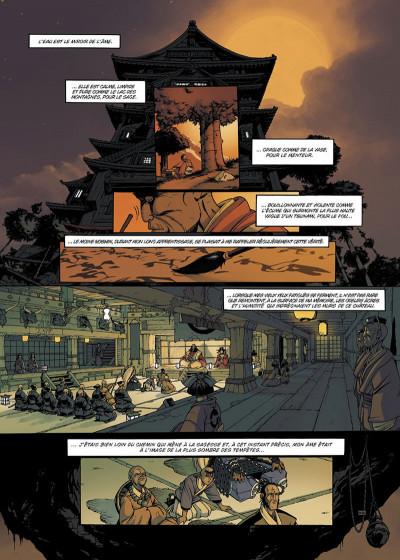 Page 4 okko tome 2 - le cycle de l'eau tome 2/2