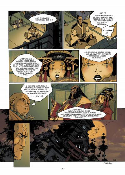 Page 6 okko tome 2 - le cycle de l'eau tome 2/2