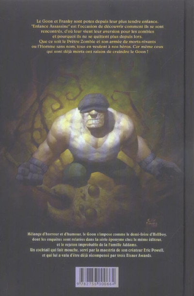 Dos the goon tome 2 - enfance assassinée