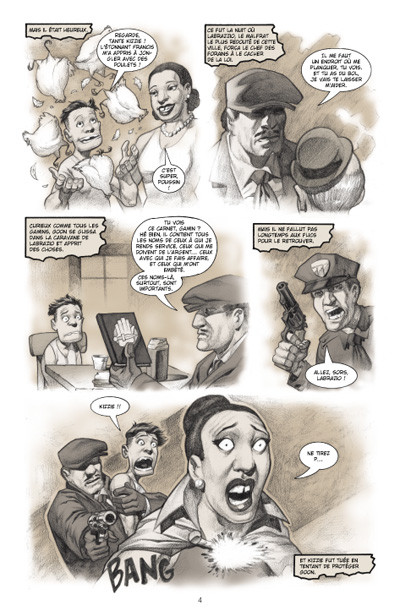 Page 2 the goon tome 2 - enfance assassinée