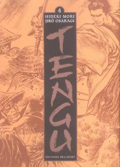 image de tengu tome 4