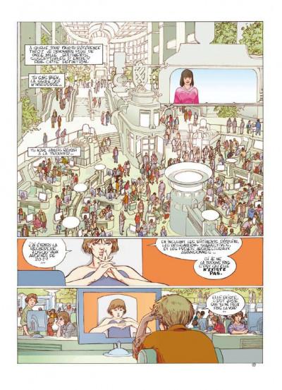 Page 2 les orphelins de la tour tome 1 - théo