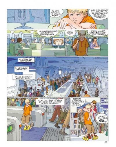 Page 3 les orphelins de la tour tome 1 - théo