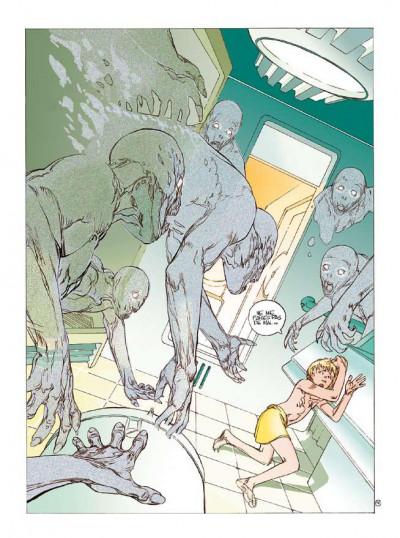 Page 4 les orphelins de la tour tome 1 - théo