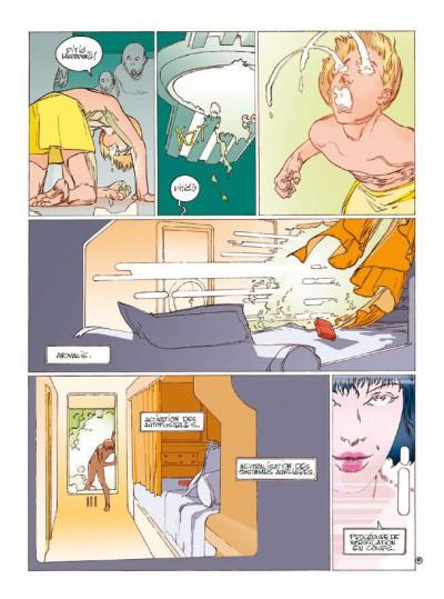 Page 5 les orphelins de la tour tome 1 - théo