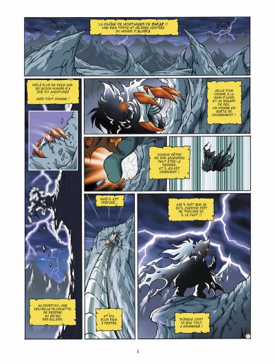 Page 4 Les légendaires tome 5